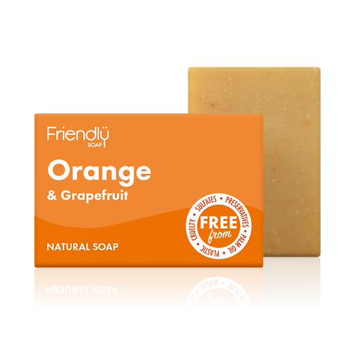 Friendly Soap -90g Soap Bars