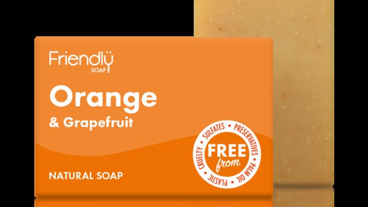 Friendly Soap -90g Soap Bars