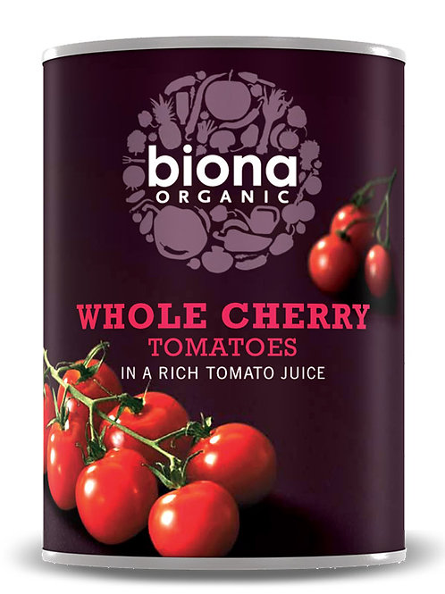 Biona Organic Tomatoes - Whole Cherry