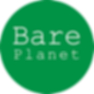 BarePlanetLogoRev5 For Website Header.pn