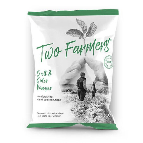 Two Farmers - Salt & Cider Vinegar Crisps
