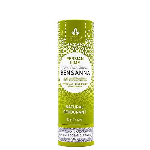 Ben & Anna - Persian Lime Deodorant Stick
