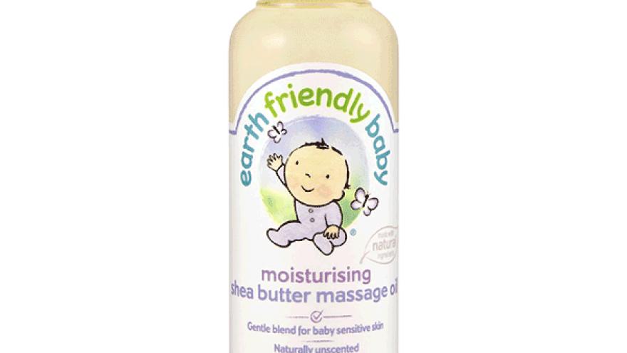 Earth Friendly - Shea Moisturising Massage Oil