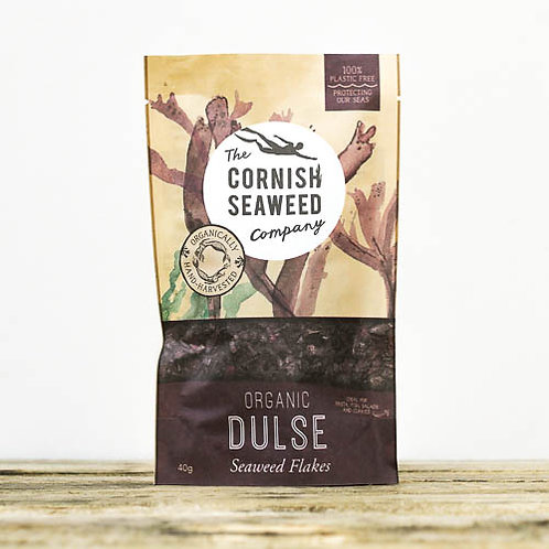 Cornish Seaweed - Dulse Seaweed Flakes