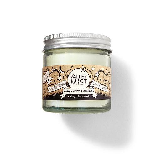 Valley Mist - Soothing Skin Balm (60ml Glass Jar)