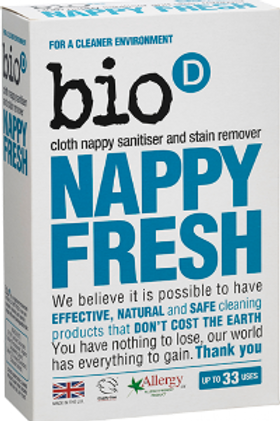Bio D Nappy Fresh (500g)