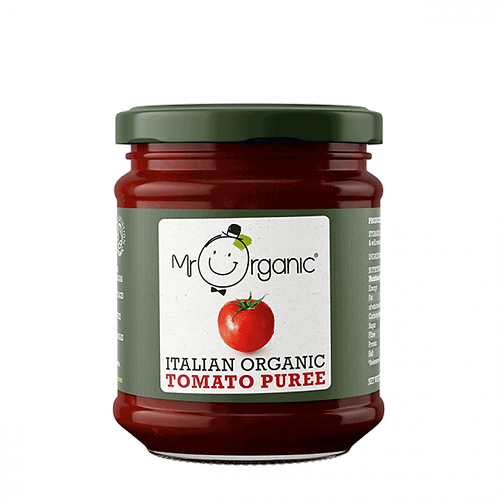 Mr Organic Tomato Puree - Jar