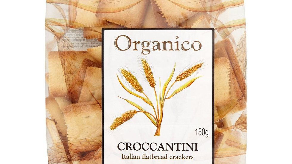 Organico Croccantini Crackers