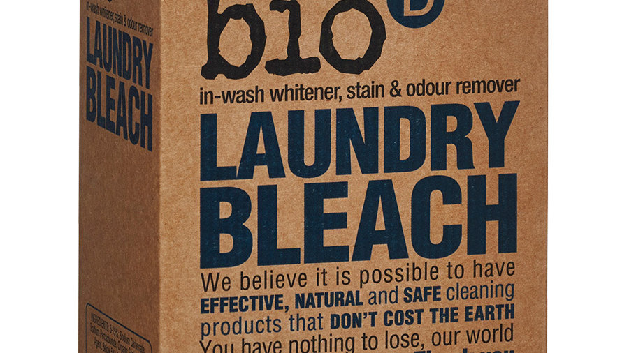 BIO-D LAUNDRY BLEACH – 400G