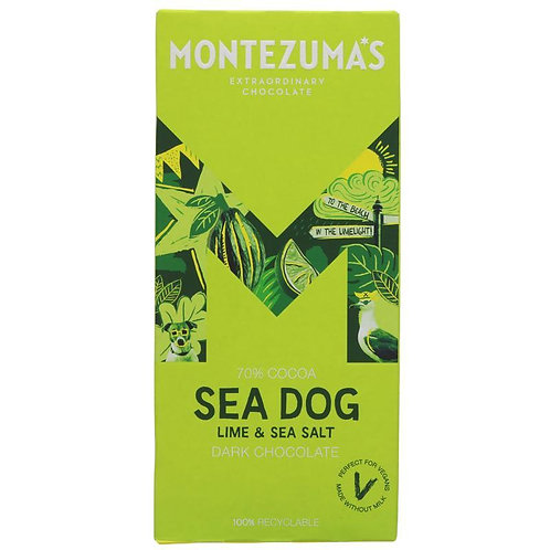 Montezuma's Dark Chocolate Sea Dog (90g)