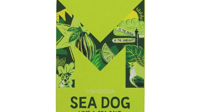 Montezuma's Dark Chocolate Sea Dog (90g)