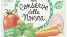 Organic Sugo al basilico (Basil & Tomato) 350g