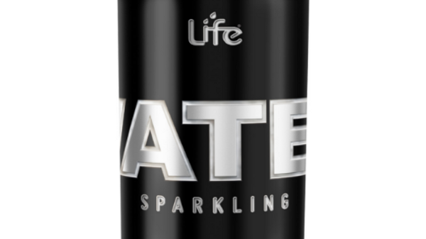 Life Sparkling Spring Water (330ml BPA Free Can)