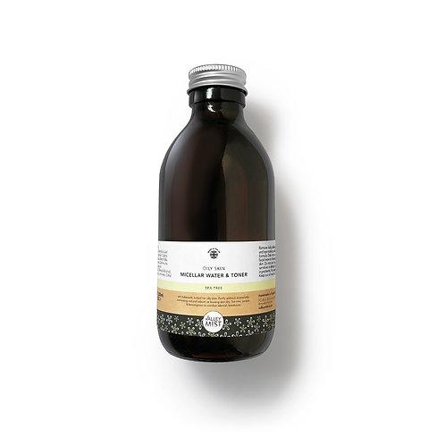 Valley Mist - Oily Prone Skin Micellar & Toner
