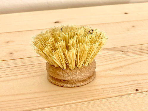Wooden Dish Head - Replacement Head (FSC 100%)