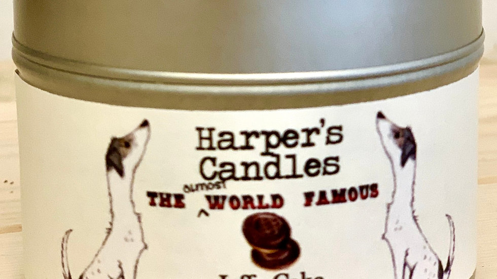 Harpers Candles Jaffa Cake (Small)