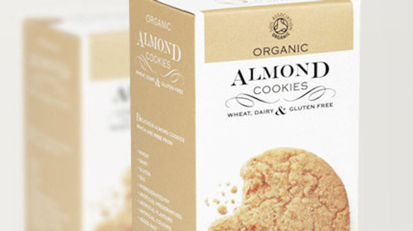 Against The Grain Almond Cookies