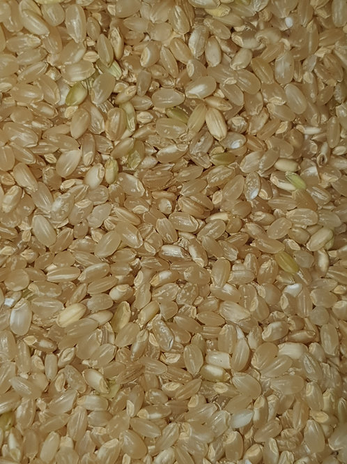 Organic Brown Rice (Short Grain)