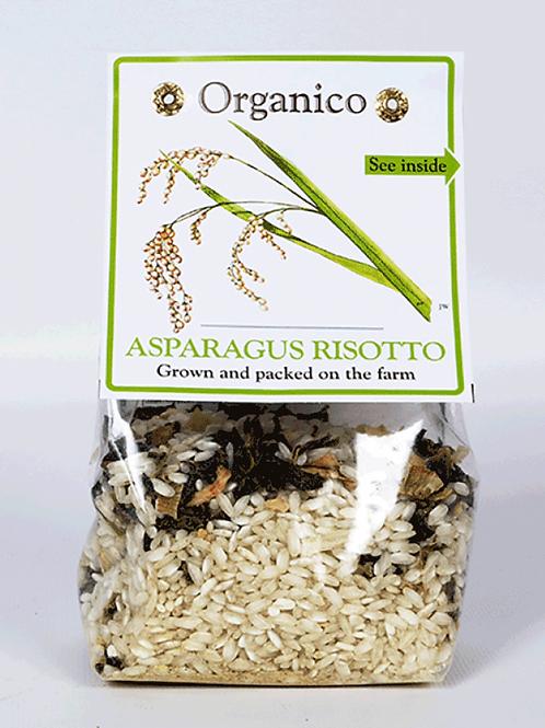 Organico Asparagus Risotto (250g)
