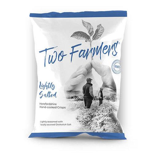 Two Farmers Crisps - Lightly Salted Crisps