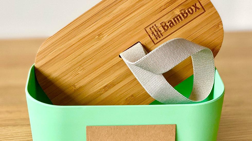 1.1L Bamboo Lunchbox