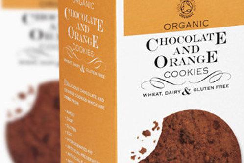 Against The Grain Chocolate & Orange