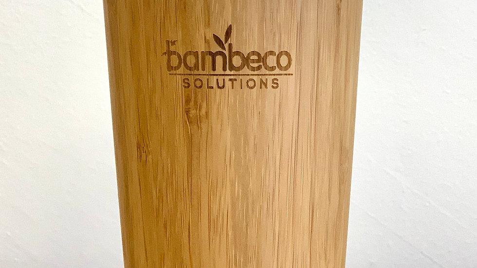 Sustainable Bamboo Insulated Travel Mug