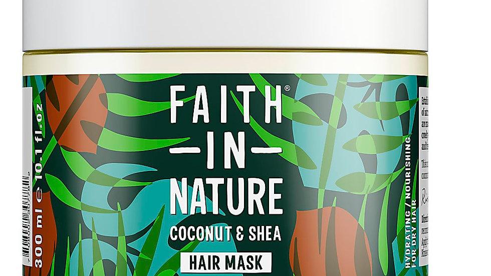Coconut & Shea Nourishing Hair Mask