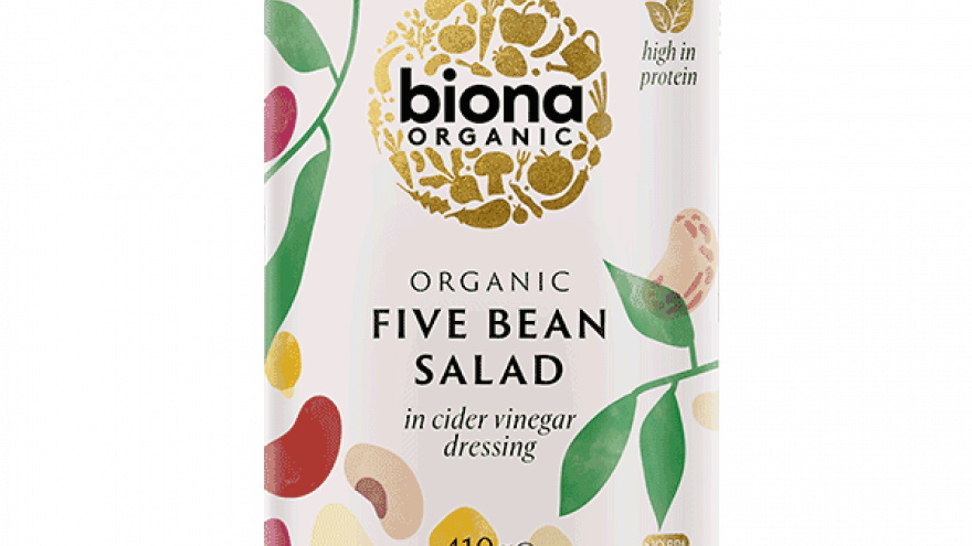 Biona Five Bean Salad