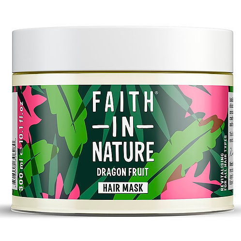 Faith In Nature - Dragon Fruit Hair Mask