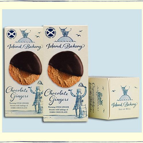 Island Bakery Chocolate Gingers