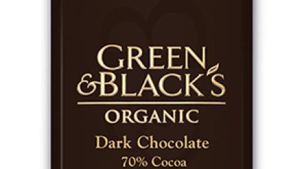 Green & Blacks Dark Chocolate Mini Bar (35g)