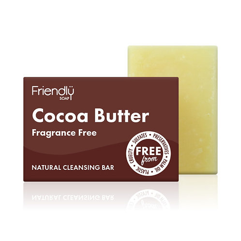 Cocoa Butter Cleansing Bar (90g)