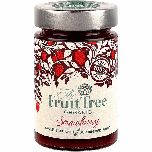 Fruit Tree Organic Strawberry 100% Fruit Spread
