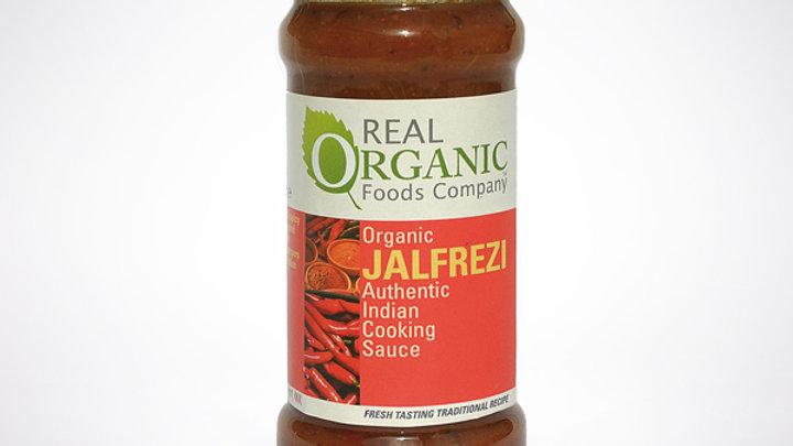 Organic Jalfrezi Cooking Sauce