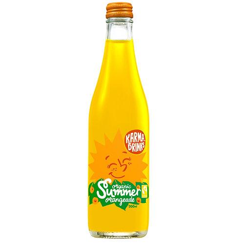 Karma Drinks Organic Summer Orangeade (300ml)