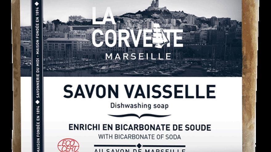 Organic Savon De Marsaille Olive Dishwashing Soap