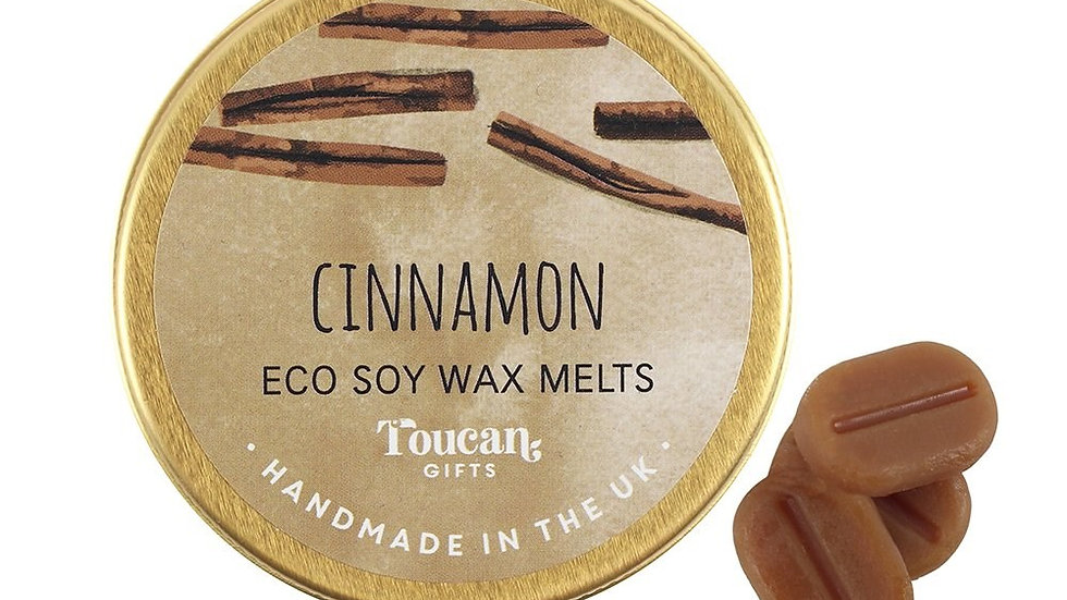 CINNAMON ECO SOY WAX MELTS