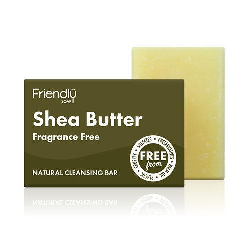 Shea Butter Cleansing Bar (90g)