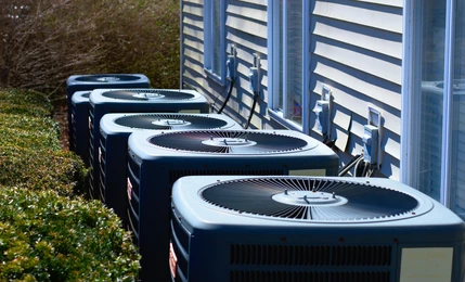 What happens when an AC condenser goes bad?