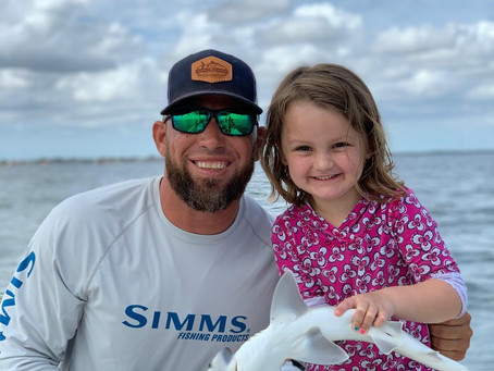 Tampa Bay Fishing Charters Kids Edition