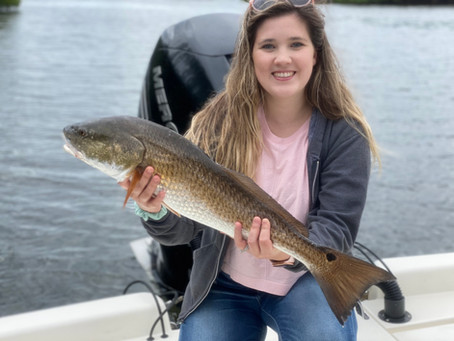 Tampa Bay Fishing Charters In March