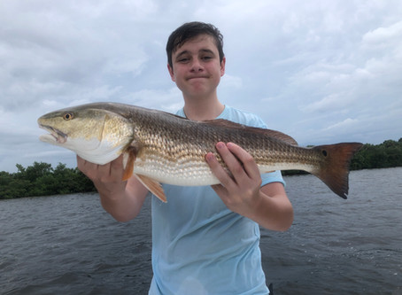 "Slay The Bay Fishing Charters Of Tampa Bay ""August Fishing Report"""
