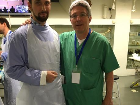 Курс артроскопии и хирургии стопы и голеностопного сустава ESSKA