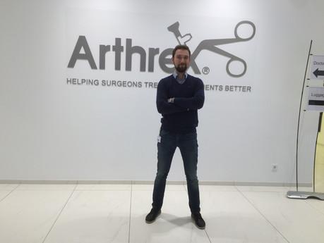 Практический курс Arthrex