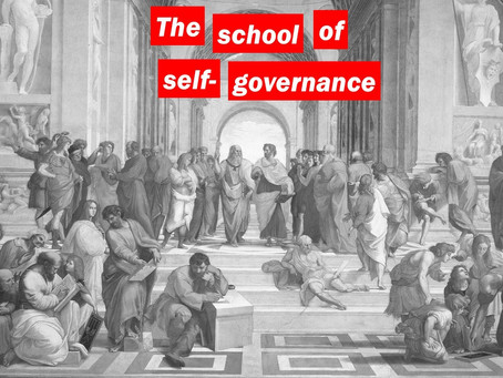 And Now Ethics 2.0: An Argument For More Self-Governance