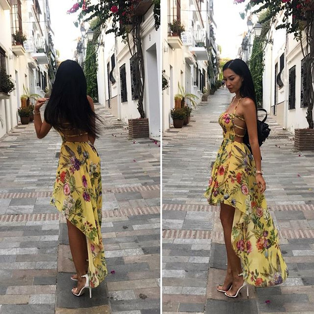 #summerootd 🌻🌼🌻_Dress #dennyrose shoe