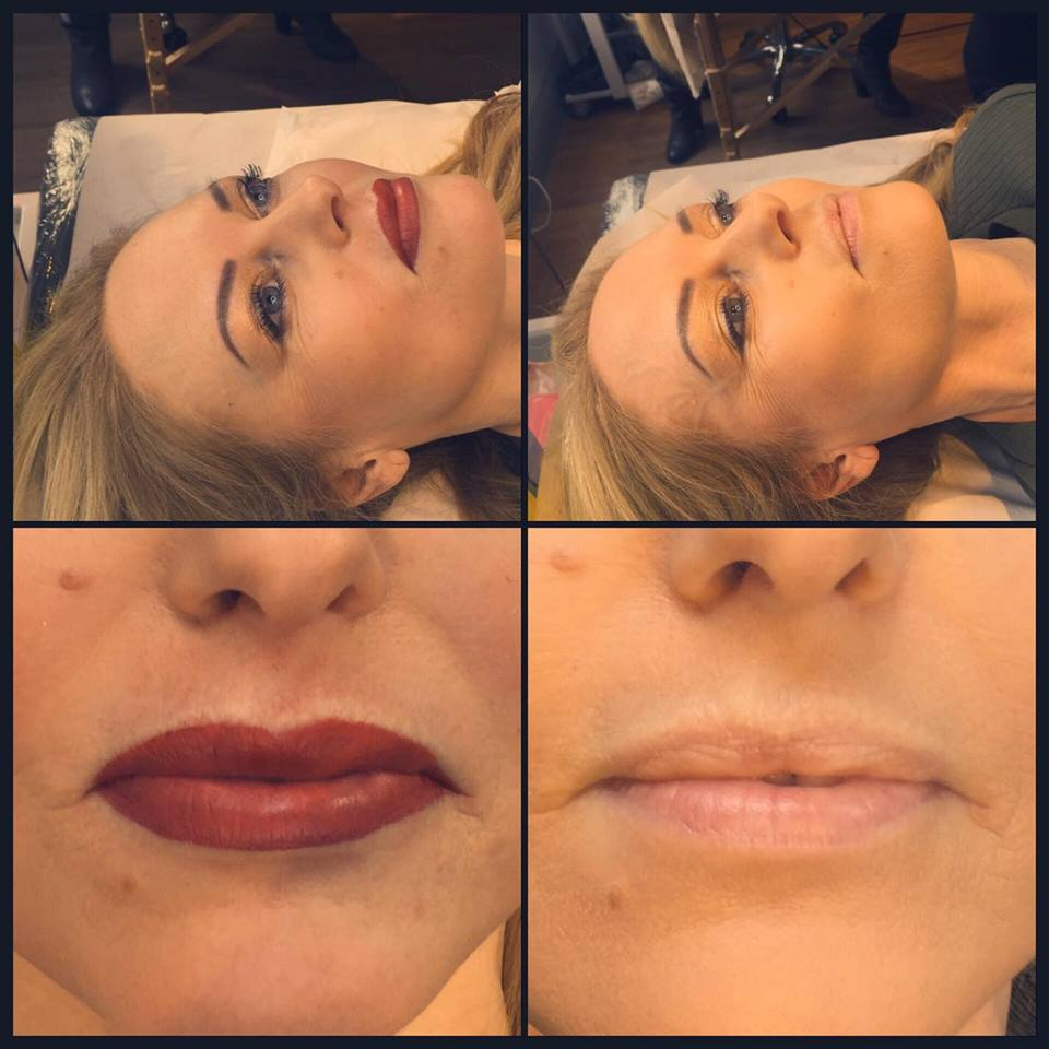 High Fashion Ombre Lips