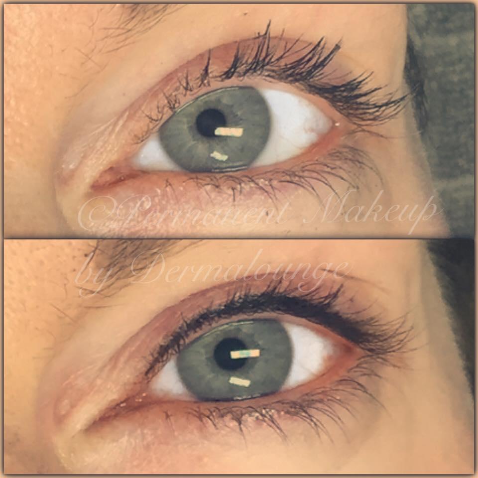 Eyeliner øvre