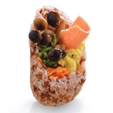 Tuna Rice Roll 金枪鱼饭团
